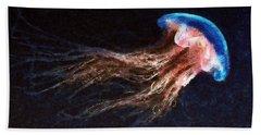 Medusa Hand Towel