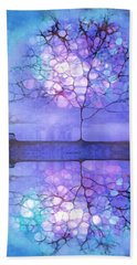 Meet Me At Twilight Bath Towel