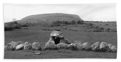 Megalithic Monuments Aligned Bath Towel