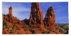 Megalithic Red Rocks Hand Towel