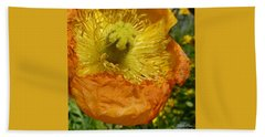 Mellow Yellow - Signed Bath Towel