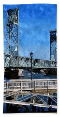 Memorial Bridge Mbwc Bath Towel