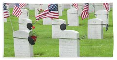 Memorial Day Two Hand Towel