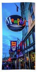 Memphis Soul Hand Towel