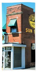 Memphis Sun Studio Birthplace Of Rock And Roll 20160215 Bath Towel
