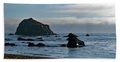 Mendocino Coast No. 1 Hand Towel