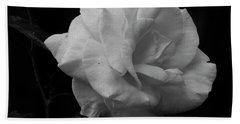 Mendocino Rose01 Hand Towel