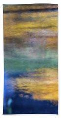 Merced River Reflections 13 Bath Towel