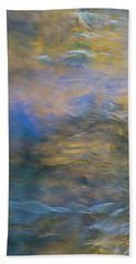 Merced River Reflections 18 Hand Towel