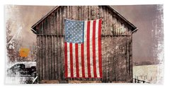 Merica IIi Bath Towel