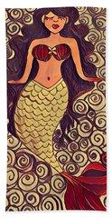 Mermaid Dreams Hand Towel