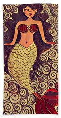 Mermaid Dreams Bath Towel