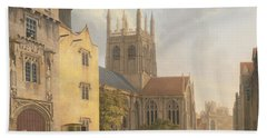 Merton College - Oxford Bath Towel