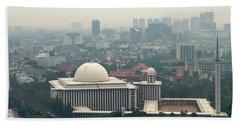 Mesjid Istiqlal Hand Towel