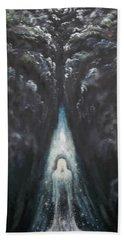 Messenger Bath Towel by Cheryl Pettigrew