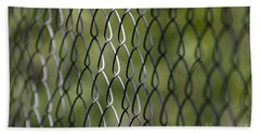 Metal Fence Hand Towel
