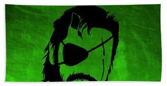 Metal Gear Solid Hand Towel by Kyle West