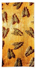 Metal Wing Collective Hand Towel