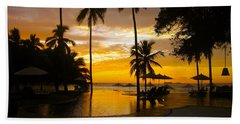 Mexican Sunset Hand Towel