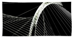Mhhbridge Morning Fog Bath Towel