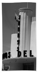 Miami South Beach - Art Deco 77 Hand Towel