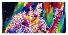 Michael Jackson Showstopper Hand Towel