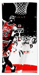 Michael Jordan 23e Bath Towel