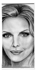 Michelle Pfeiffer In 2010 Hand Towel