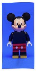 Mickey Mouse Bath Towel