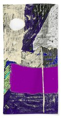 Midnight On The Water Hand Towel