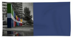 Midtown Atlanta Bath Towel
