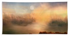 Midwest Harvest Moon Bath Towel