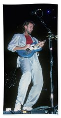 Mike Rutherford Bath Towel