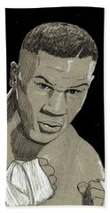 Mike Tyson Bath Towel