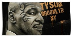 Iron Mike Hand Towel