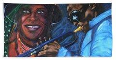 Blaa Kattproduksjoner            Miles Davis - Smiling Bath Towel