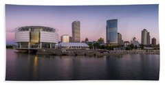 Milwaukee Sky Bath Towel