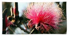 Mimosa In Bloom Hand Towel