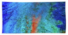 Mineral Stream Hand Towel