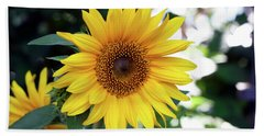 Mini Sunflower Bath Towel