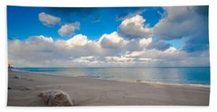 Minot Beach In Scituate Massachusetts  Bath Towel