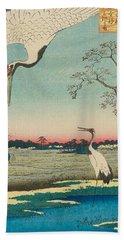 Minowa, Kanasugi, Mikawashima Hand Towel