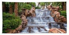 Mirage Waterfalls II Hand Towel