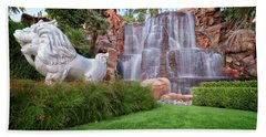 Mirage Waterfalls IIi Hand Towel