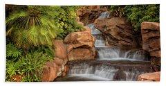 Mirage Waterfalls Hand Towel