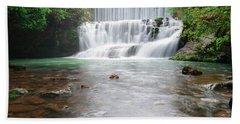 Mirror Lake Falls 2 Bath Towel