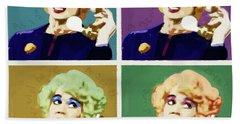 Miss Babs, Acorn Antiques Hand Towel