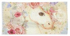 Miss Lolly Unicorn Hand Towel