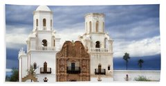 Mission San Xavier Del Bac Bath Towel