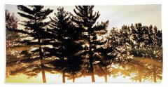 Missouri Tree Line Hand Towel